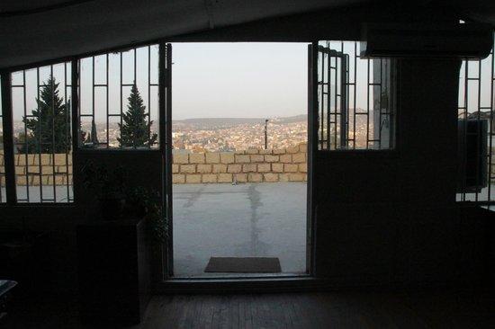 Waltzing Matilda City Hostel : Вид на город