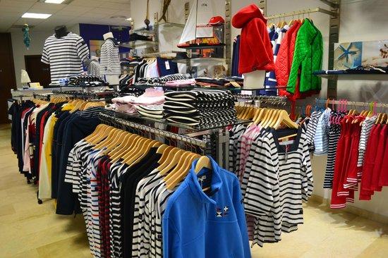 La Botavara Nautical Boutique: Moda marinera