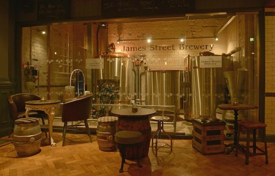 Our On Site Brewery - Picture of The Bath Brew House, Bath - TripAdvisor