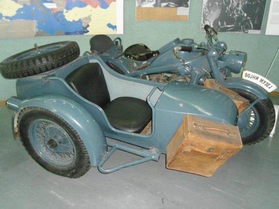 Belgrad Military Museum: Military Museum in Belgrade