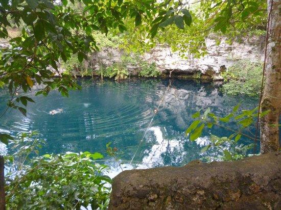 Cabrera, Dominikanische Republik: lago dudu