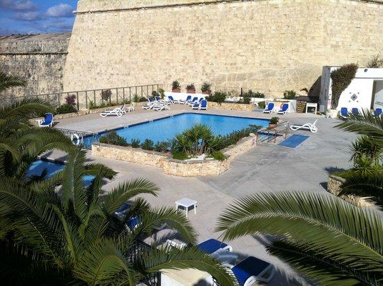 The Phoenicia Malta: The Swimming Pool