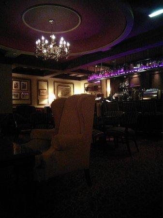 Athenee Palace Hilton Bucharest: The English Bar
