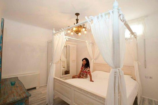 Ftelia, Grækenland: villa Patroclos  -  2nd bedroom