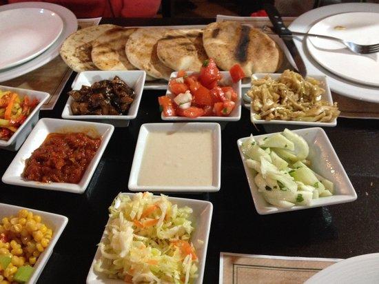 El Rancho : Appetizer