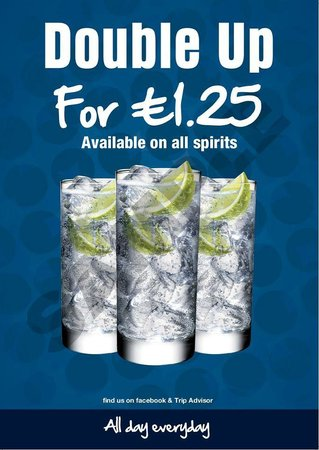 The Duchess Pub: Drinks Deals