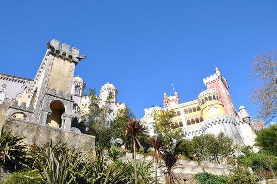 Palacio Nacional de Sintra: palais