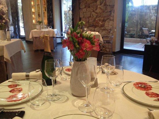 Paris Rome : Super table !