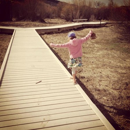 Rotary Park Boardwalk: Fun for families