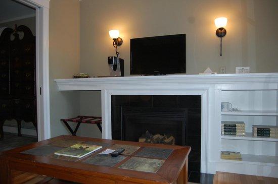 Cranmore Inn: Deluxe Suite 100