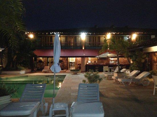 Hotel El Cazar : Отельчик с бассейном