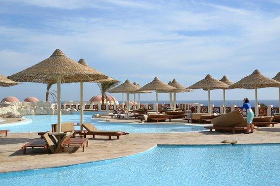 Serenity Makadi Heights : Pool area