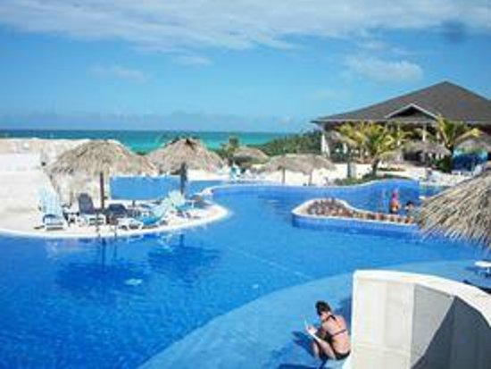Hotel Cayo Santa Maria : the pool