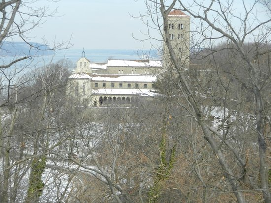 The Met Cloisters: A View from Above