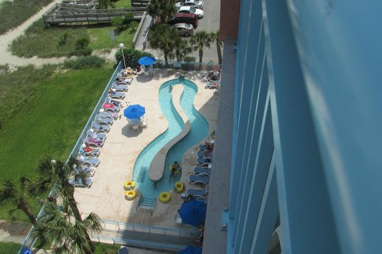 Roxanne Towers: lazy river