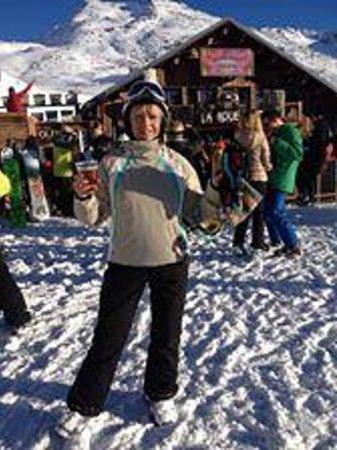 Langley Hotel Tango : Apre Ski on the mountain