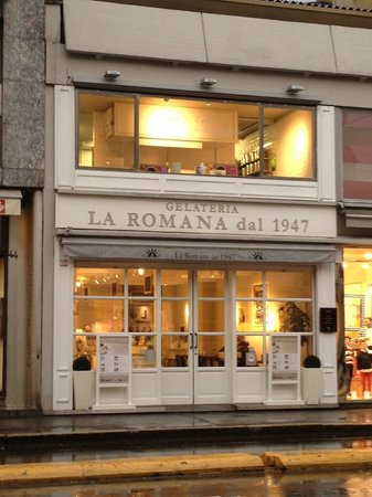 Gelateria La Romana Bergamo : Locale