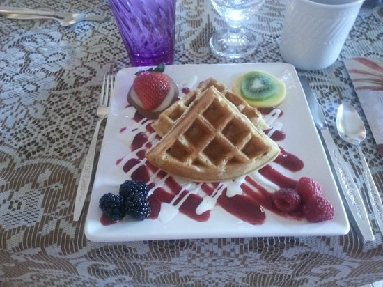Azure Gate Bed and Breakfast : First Day