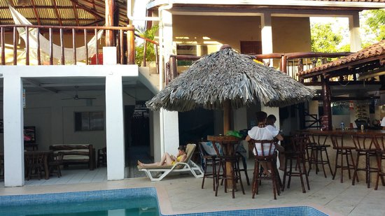 Casa Larocque: Patio and Bar/Dining