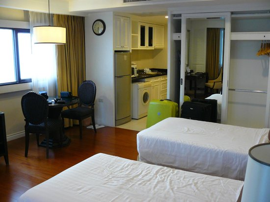 Centre Point Hotel Silom: superior room 2