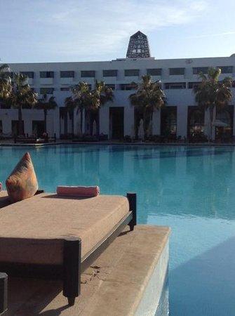 Sofitel Agadir Royal Bay Resort: piscine