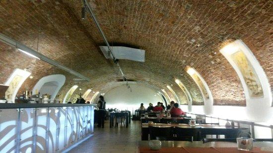 Baroko Vinarna & Restaurant : baroko restaurant interieur