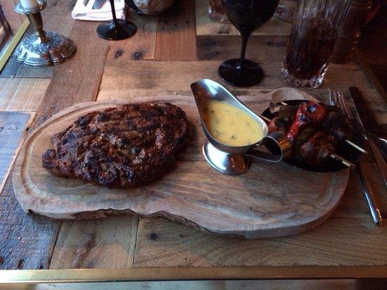 The Steak House : Ribeye