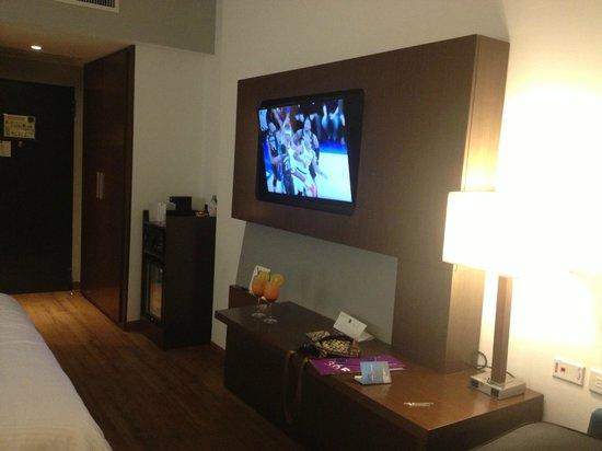 Novotel Panama City: habitación