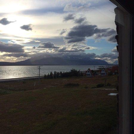 Altiplanico Sur: Muy buena vista