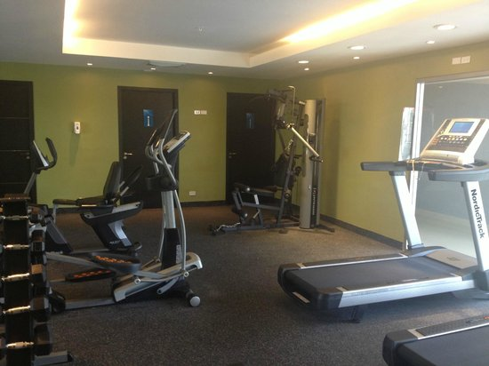 Novotel Panamá City: gym