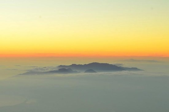 Haleakala Crater: Another Maui peak from the summit