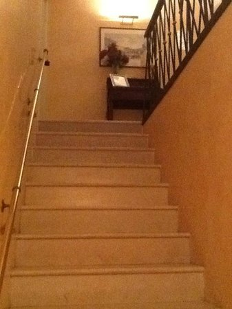 Locanda Matir: Long Stairs