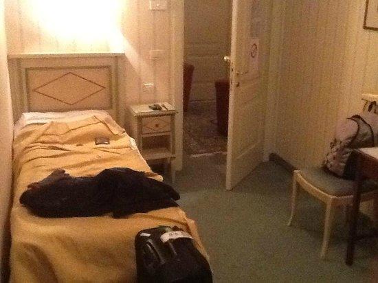 Locanda Matir: my bed