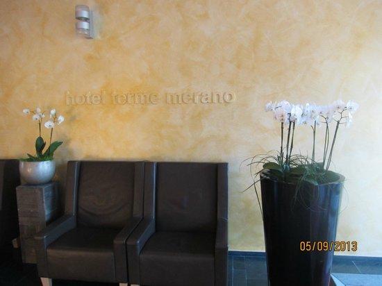 Hotel Therme Meran: Интерьер