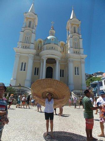 Sao Sebastiao Cathedral: Majestosa.