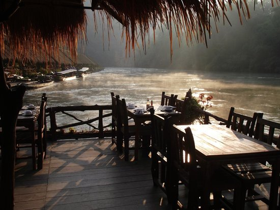 River Kwai Jungle Rafts Resort: Jungle Rafts
