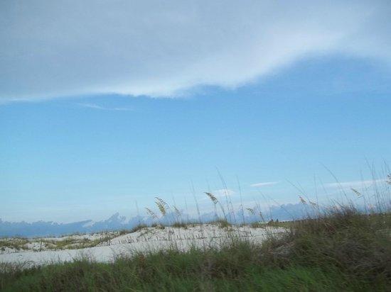 Fairfield Inn & Suites Orange Beach : beach