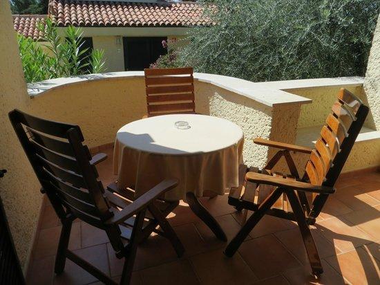 Apartments Laguna Bellevue: Eine unserer schönen Terrassen