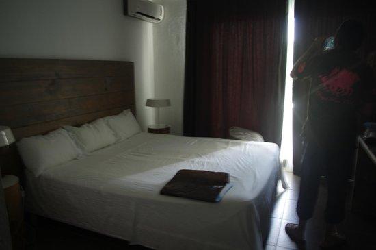 Bwa Chik Hotel & Golf : la chambre