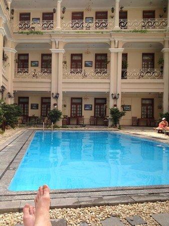 Grand Hotel Saigon: .