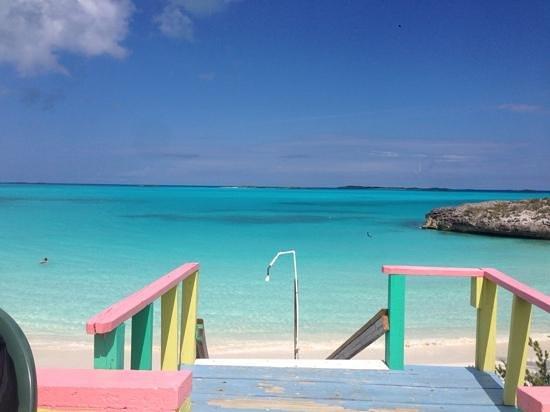 Exuma Beach Resort : le shante