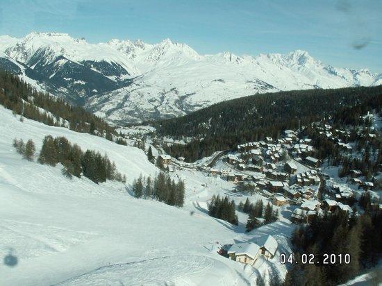 La Plagne Ski Resort: La Plagne