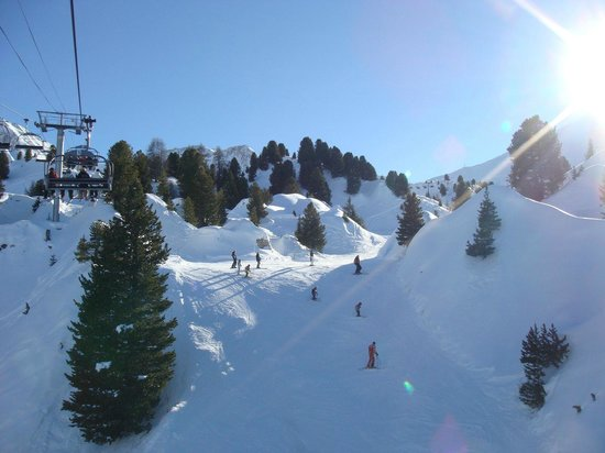 La Plagne Ski Resort: From Plagne Center to La Grand Rochette