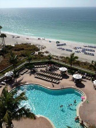 Lido Beach Resort : View from 7th Floor