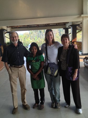 IORA - The Retreat,Kaziranga : Our Group in Lobby