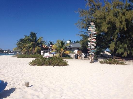 Exuma Beach Resort : stocking island