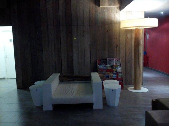 Bwa Chik Hotel & Golf : déco hall d'entrée