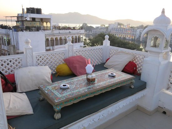 Hotel Minerwa: Great Rooftop