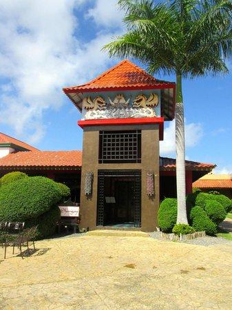 Caribe Club Princess Beach Resort & Spa: Chinese restaurant