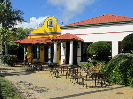 Caribe Club Princess Beach Resort & Spa: Mexican and Italian
